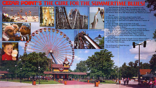Cedar Point, 1985
