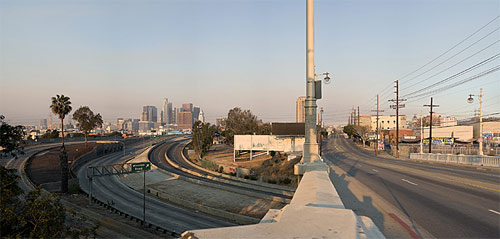 Empty LA from Matt Logue
