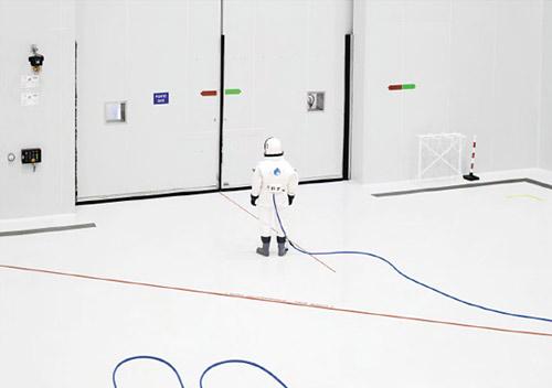 Fournier astronaut